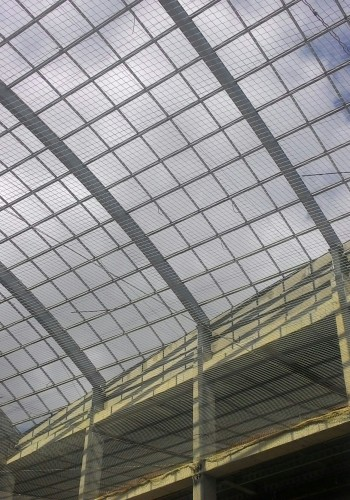 Istanbul Beykent Avalon Shopping Center Steel Construction Works