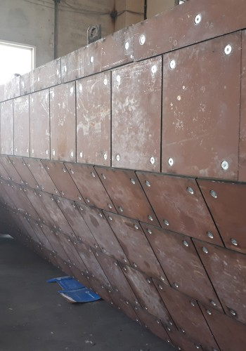 Çelik Tank, Şut ve Bunker İmalatları