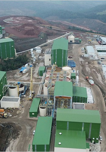 Cement Plants Steel Structures Fabrications