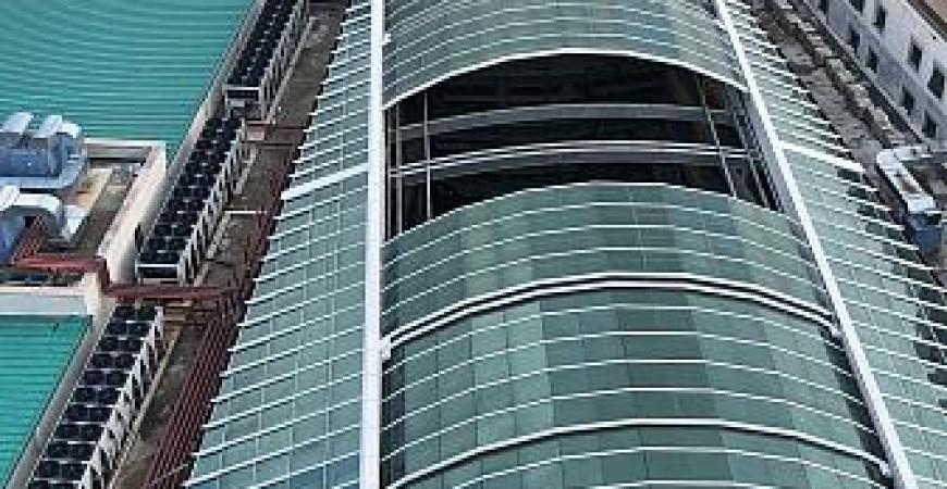 İstanbul Beylikdüzü Beykent Avalon AVM Çelik Konstrüksiyon Çatı projesi